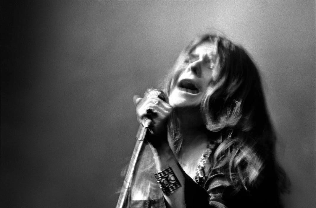 Janis Joplin on the Urgency forLove