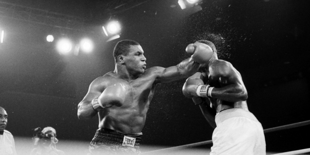 """""""Iron"""" Mike Tyson on the Gift ofLife"""
